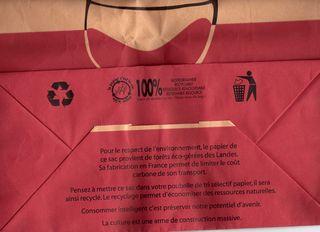 La Belle Hortense, sac papier recyclable