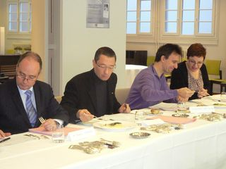 Concours Alliance des Produits de la Mer - Photo©Restauration21