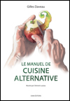 Couverture Manuel de cuisine alternative