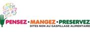 Logo français thinkeatsave.org