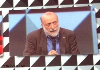 Carlo Petrini World Cuisine Summit