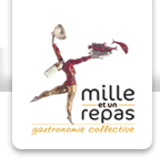 Logo 1001 Repas