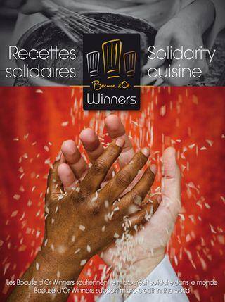 Livre Bocuse d'Or winners micro crédit