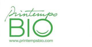 Logo Printemps de la bio