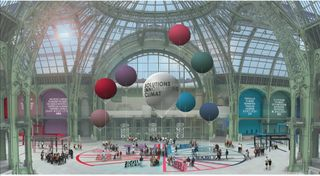 Solutions COP21 au Grand Palais