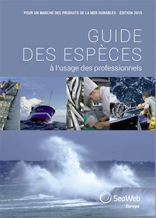 Guide des espèces 2016 Seaweb Europe