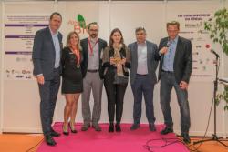 Trophée Exposant Equipements & Hygiène 2