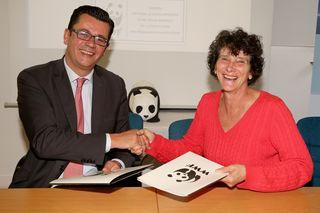 Signature DAVIGEL WWF