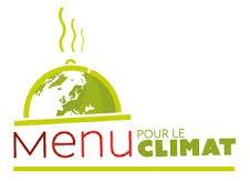 Menu pour le Climat