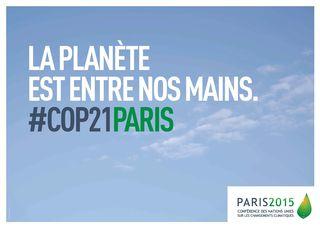 COP21 visuel