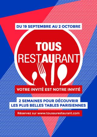 TousAuRestaurant - A4 haute def