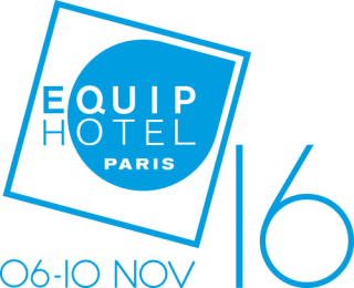 Logo EquipHotel 2016