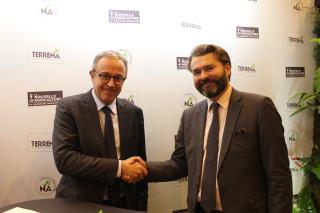 Terrena-GDH_Signature partenariat_02.03.2017