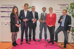 Trophée Exposant Produits & Solutions