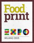 Food print Expo Milano 2015