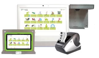 EPack Pro, imprimante, tablette et caméra V3 détourés
