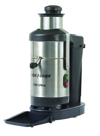 Robot Coupe Extracteur de jus J 100 virole inox