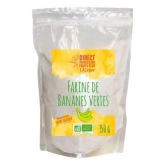 FARINE DE BANANES VERTES BIOLOGIQUE
