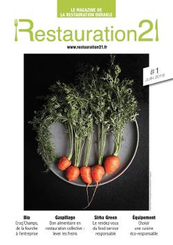 Restauration21 - Le magazine de la restauration durable